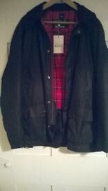 Barbour Ashby Waxed Jacket . Brand New Tag still on unworn SOLD SOLD SOLD