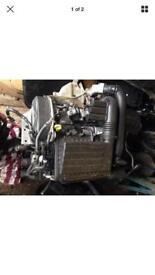 Volkswagen polo 1.2 tsi (cjz) engine & gearbox 20k 2016