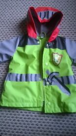 Boys New Coat