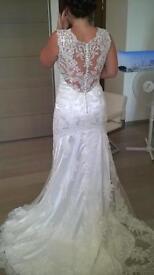 Wedding dress - Maggie Sottero (Melanie)