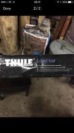 Thule load bars