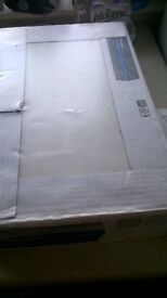 large white wall tiles 40x25cm