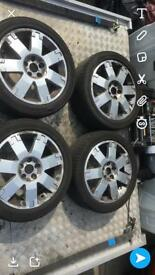 Ford 5 stud alloys Mondeo/ focus/connect