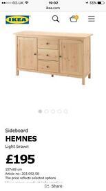 Ikea sideboard unit