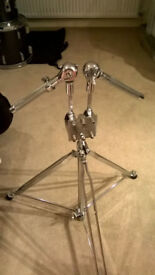 Sonor Phonic / Performer Tom Holders and tri-pod stand