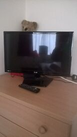 24 inch tv and stand