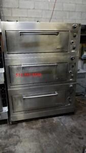 Garland Four a Cuisson, Pizza, Sole, Baking oven, Artisan Electrique
