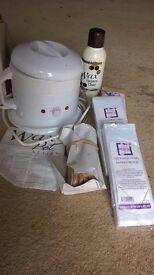 Professional wax pot heater kit