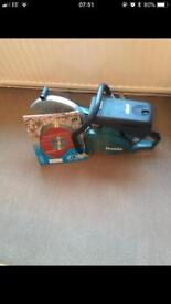 Brand new makita disc cutter with blade