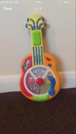 Guitar toy musical