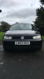 VW GOLF GTI 1.8T 20V *SPARES OR REPAIR*