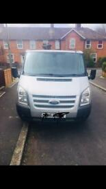 2013/62 ford transit trend silver euro5 t280 100 ps low mileage no vat!!!
