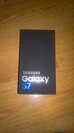 Samsung Galaxy S7 32GB Black Onyx Unlocked Sealed
