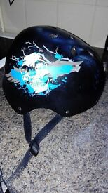 Boys Bike/skateboard Helmet