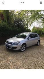 Vauxhall Astra 1.6 Sxi Twinport 5dr 10 months MOT