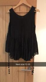 Black top from Next Size 12