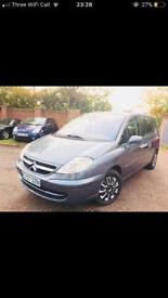 Citroen c8 turbo diesel 7 seater full history nationwide delivery 1795