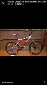 VOODOO CANZO BRAND NEW
