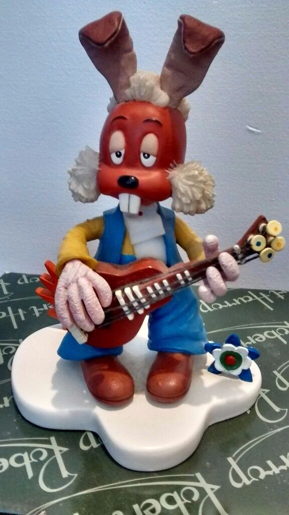 Limited edition Dylan magic roundabout figurine
