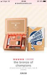 Benefit 'the bronze of champions' gift set