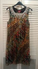 Monsoon Ladies Dress- Size 14, Excellent Condition!!
