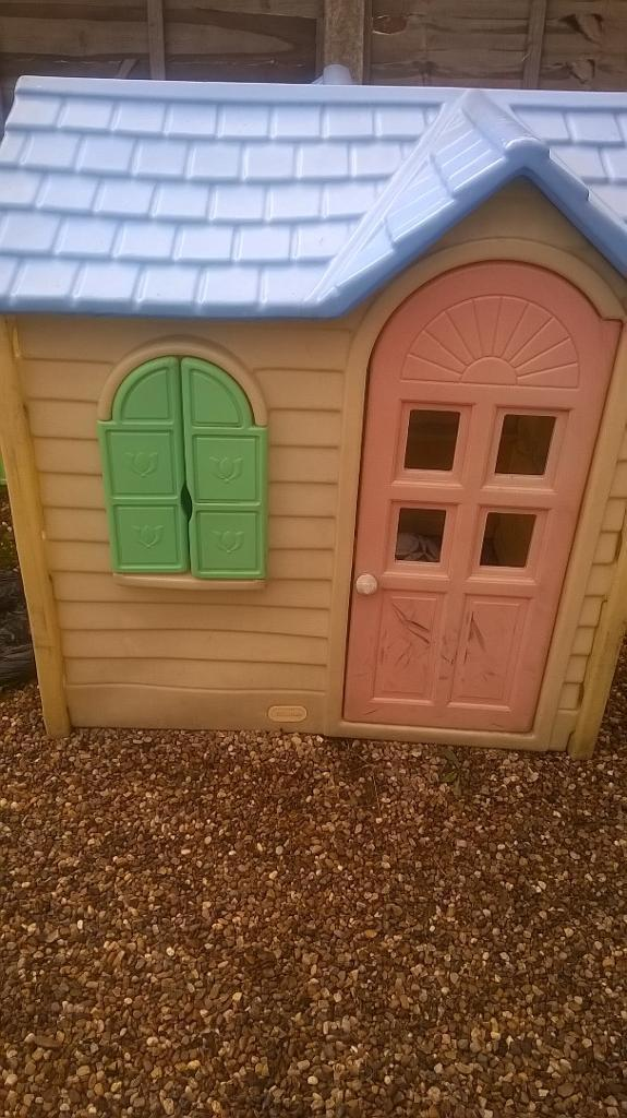Little Tikes Wendy House In Stoke On Trent