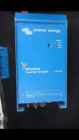 VICTRON ENERGY PHEONIX POWER INVERTER