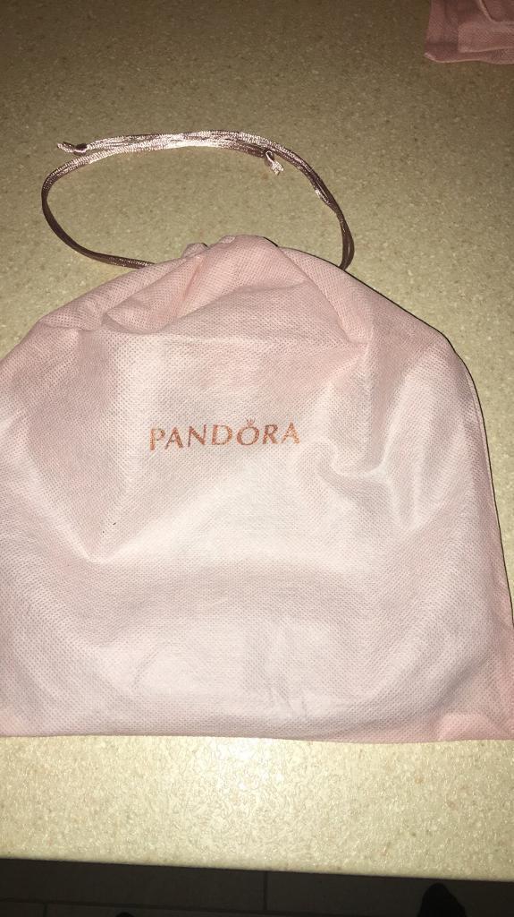 Pandora make up bag