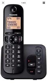Panasonic answering system