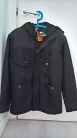 Black Carter Jacket. Size Medium. New