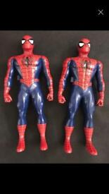 Spider-Man walk-in talkies toy