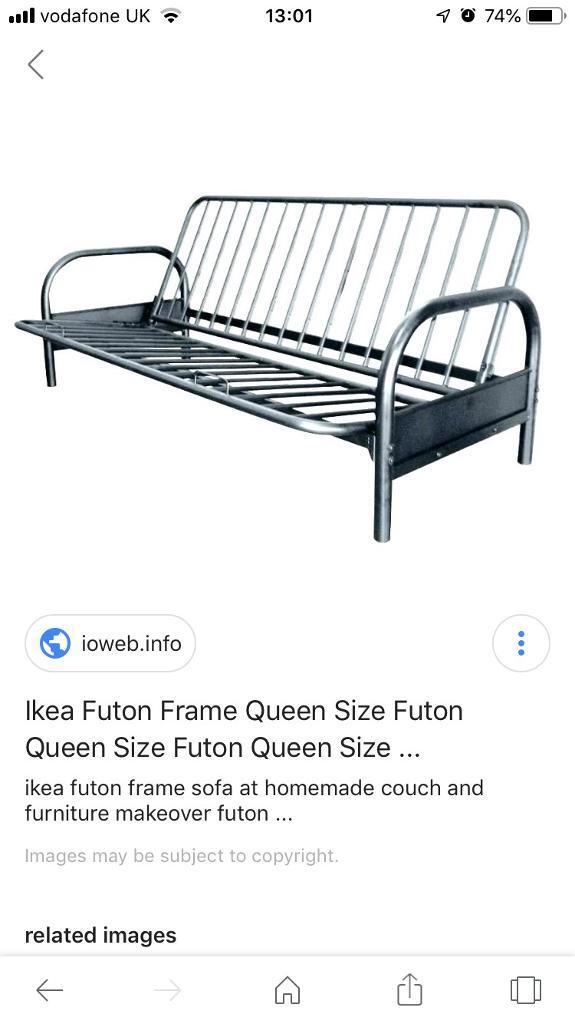 Ikea Metal Sofa Bed Frame In Glenrothes Fife Gumtree
