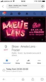 Amelie Lens Sub Club x2 (pair)