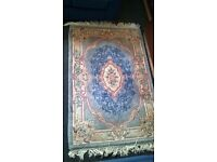 Chinese rug 6x4 great condition