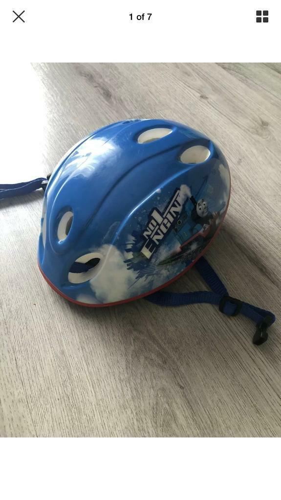 Leisure Activity Thomas /& Friends Safety Helmet for Cycling Skateboarding