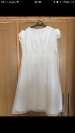 Beautiful holy communion/bridesmaid dress