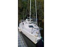 Hunter Sonata 7 Sailing Boat