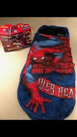 Spider man ready bed