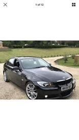 BMW 330I M SPORT 2006 3 SERIES (MANUAL) 78000 MILES
