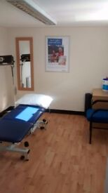 Treatment room available for hourly, daily, weekly or monthly rental