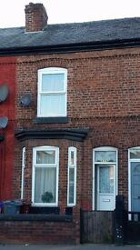 3 Bed Terraced Large House for Sale Broom Lane, Levenshulme Manchester M19 3LX (Asking 135000) 135k
