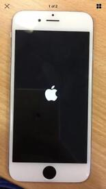 Unlocked iPhone 6 64gb space grey