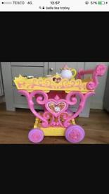 Belle tea trolley