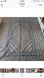 Tunisian rugs bought directly from Tunisia