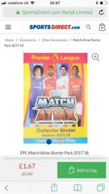 Match Attax Wanted- All seasons required.