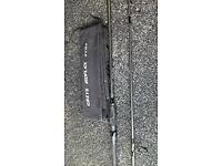 greys isoflex 12' 2.75 tc carp rod