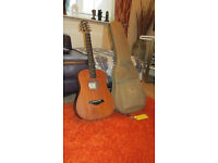 Baby Taylor Acoustic Guitar BT2 Mahogany 3/4 Size with Case