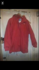 Size 18 trespass waterproof jacket