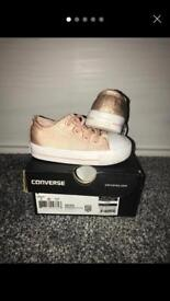 Infant girls shoes