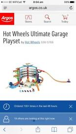 Hot wheels ultimate garage - can post
